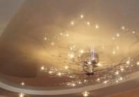 Свет от светодиодных светильников и прожекторов