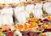 Как выбрать меню на свадьбу в ресторане