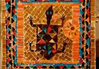 Мозаичное панно — что это и как делается