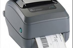 Описание и характеристики принтера этикеток Zebra GK420t