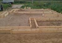 С чего начать строительство дома из газобетона