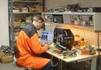 Как сделать ремонт сварочного оборудования?
