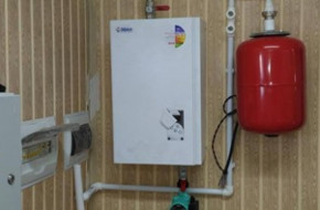 Как сделать отопление электрокотлом в частном доме