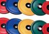 Виды дисков для штанг и гантелей и как их выбрать