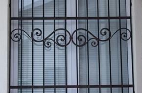 Какие бывают решетки на окна и как их установить