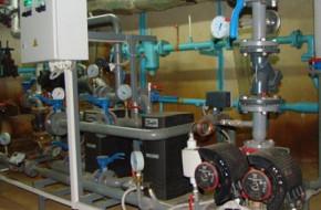 Индивидуальный тепловой пункт ИТП — что это такое, какое оборудование и где применяется
